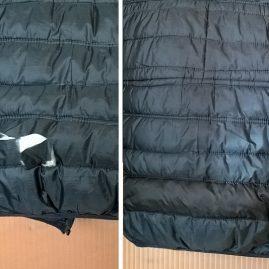 Kabát pred / po
